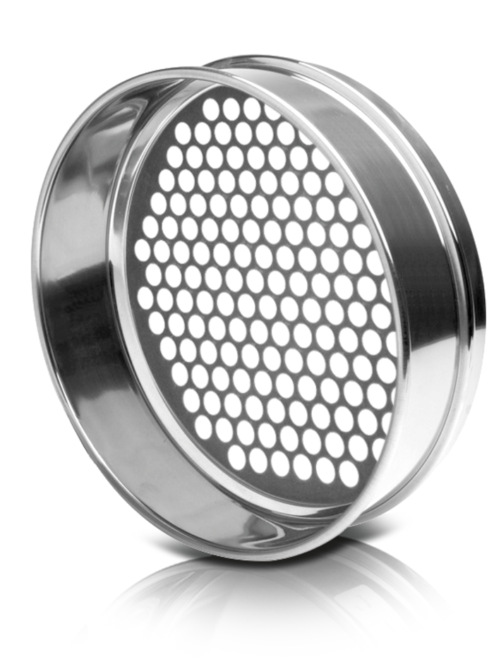 Perforated Plate Sieves For Reliable Particle Analysis